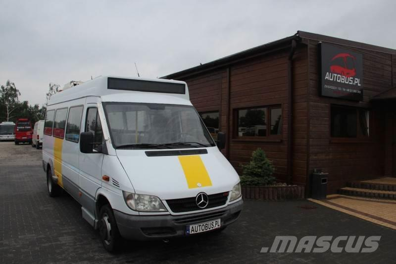 Mercedes-Benz Spronter 416 CDI