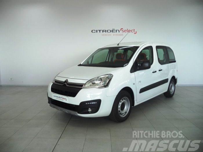 Citroën Berlingo 1.6 BLUEHDI 100 LIVE EDITION 4P