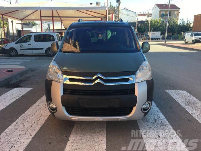 Citroën Berlingo Diesel de 5 Puertas