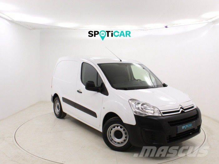 Citroën Berlingo FG 1.6 BLUEHDI 75 3P