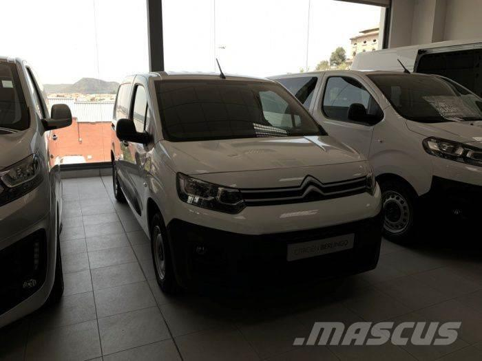 Citroën Berlingo FG 1.6 BLUEHDI 100 TALLA M CLUB 4P (KMO)