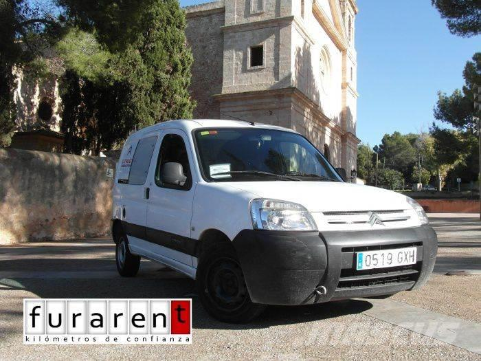 Citroën Berlingo First Furgón 1.6HDI