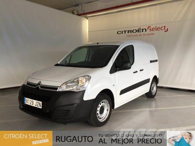 Citroën Berlingo Furgón 1.6BlueHDi 100