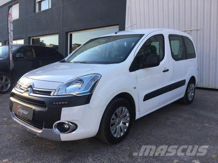 Citroën Berlingo Furgón 1.6BlueHDi 75