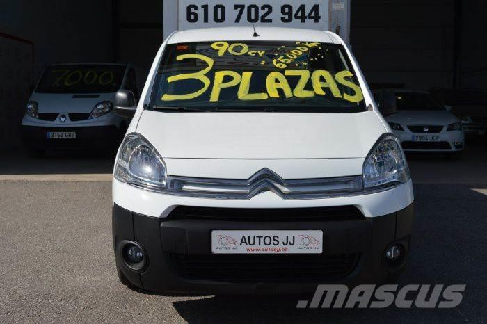 Citroën Berlingo Furgón 1.6HDi Business 600 90