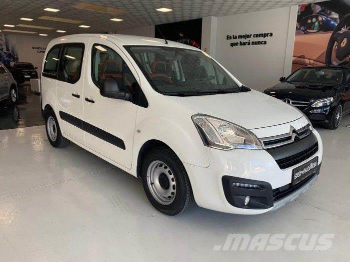 Citroën Berlingo Furgón Club 1.6BlueHDi 100