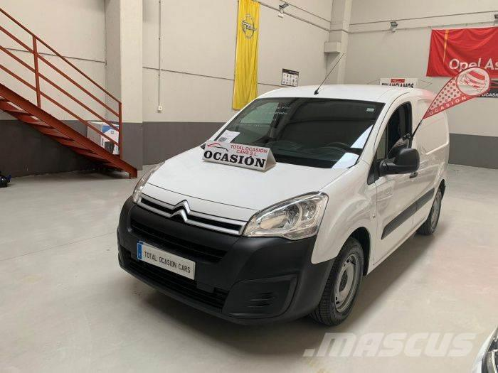 Citroën Berlingo Furgón Club 1.6BlueHDi Largo 100