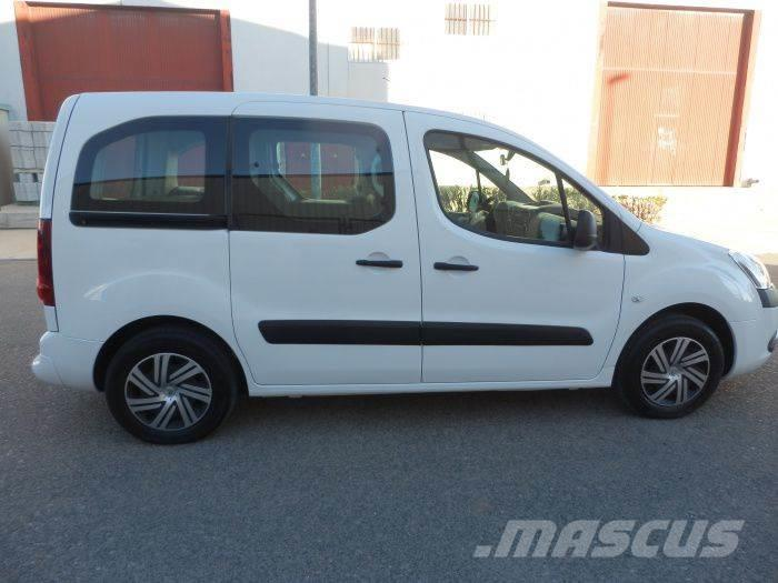 Citroën Berlingo Furgón Electric Largo