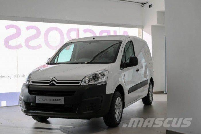 Citroën Berlingo Furgón Electric