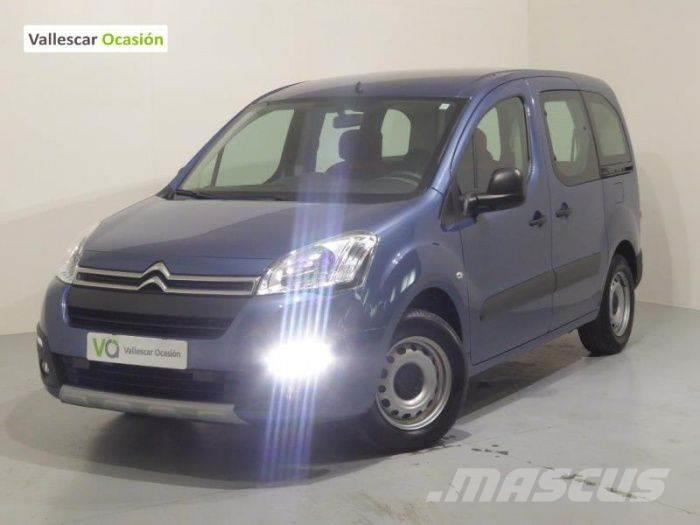 Citroën Berlingo LIVE EDITION 1.6 BLUEHDI 100 CV 4P
