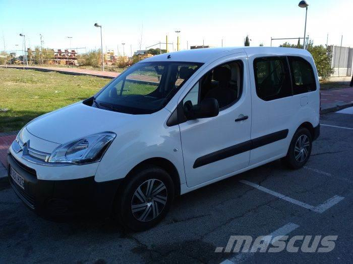 Citroën Berlingo Multispace 1.6HDi Attraction90