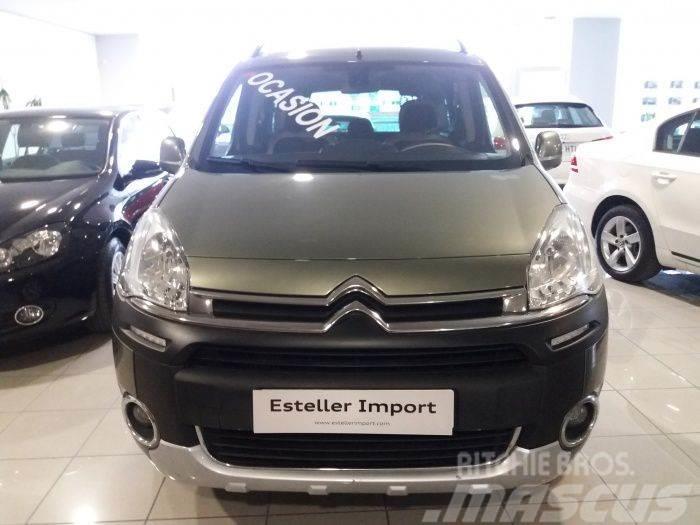 Citroën Berlingo Multispace 1.6HDi XTR Plus115