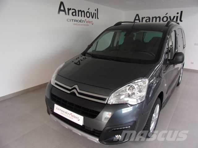 Citroën Berlingo Multispace 1.6BlueHDi S&S Feel 120