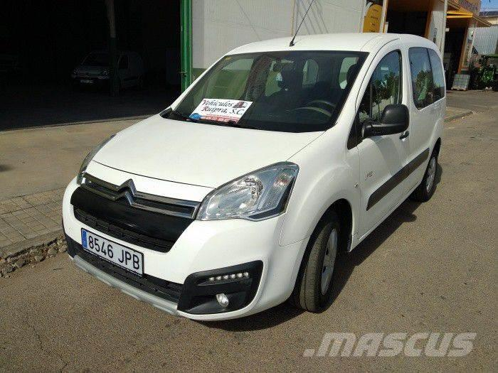 Citroën Berlingo Multispace 1.6BlueHDi Live Ed.75