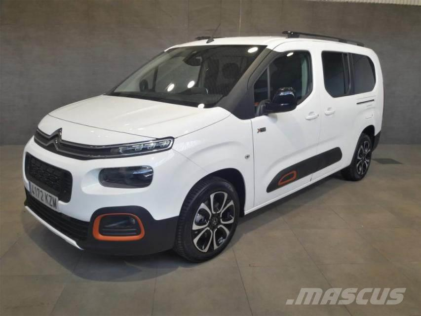 Citroën Berlingo Multispace 1.6BlueHDi Feel 75