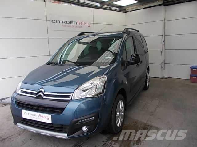 Citroën Berlingo MULTISPACE 20 ANIV.BLUEHDI 74KW (100CV)