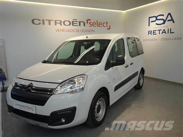 Citroën Berlingo MULTISPACE LIVE EDIT.BLUEHDI 74KW (100CV