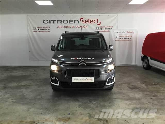 Citroën Berlingo TALLA M BLUEHDI 100 FEEL