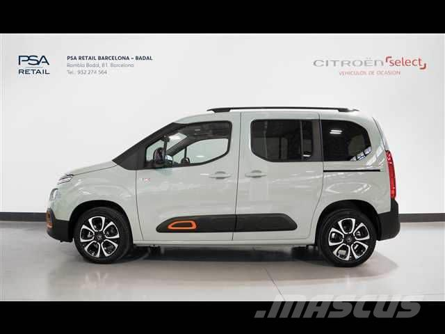 Citroën Berlingo TALLA M BLUEHDI 100 SHINE