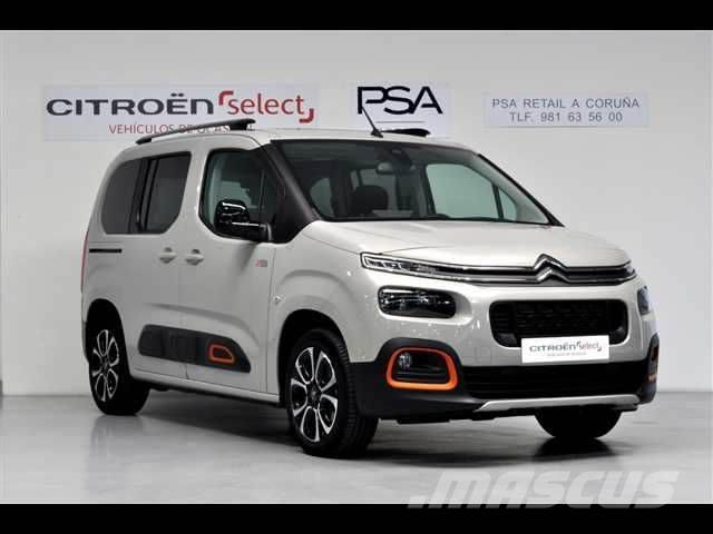 Citroën Berlingo TALLA M BLUEHDI 100 SHINE