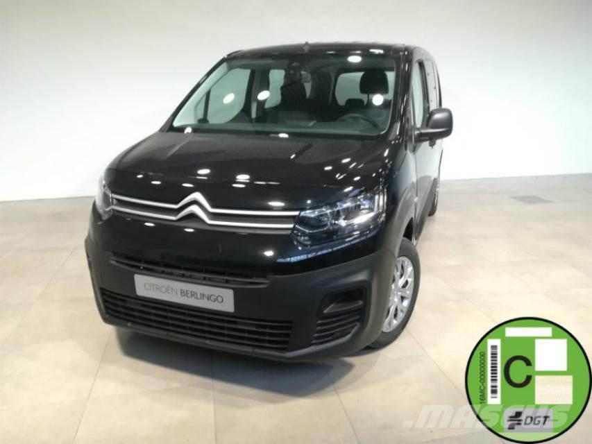 Citroën Berlingo Talla XL BlueHDi 100 S&S LIVE PACK
