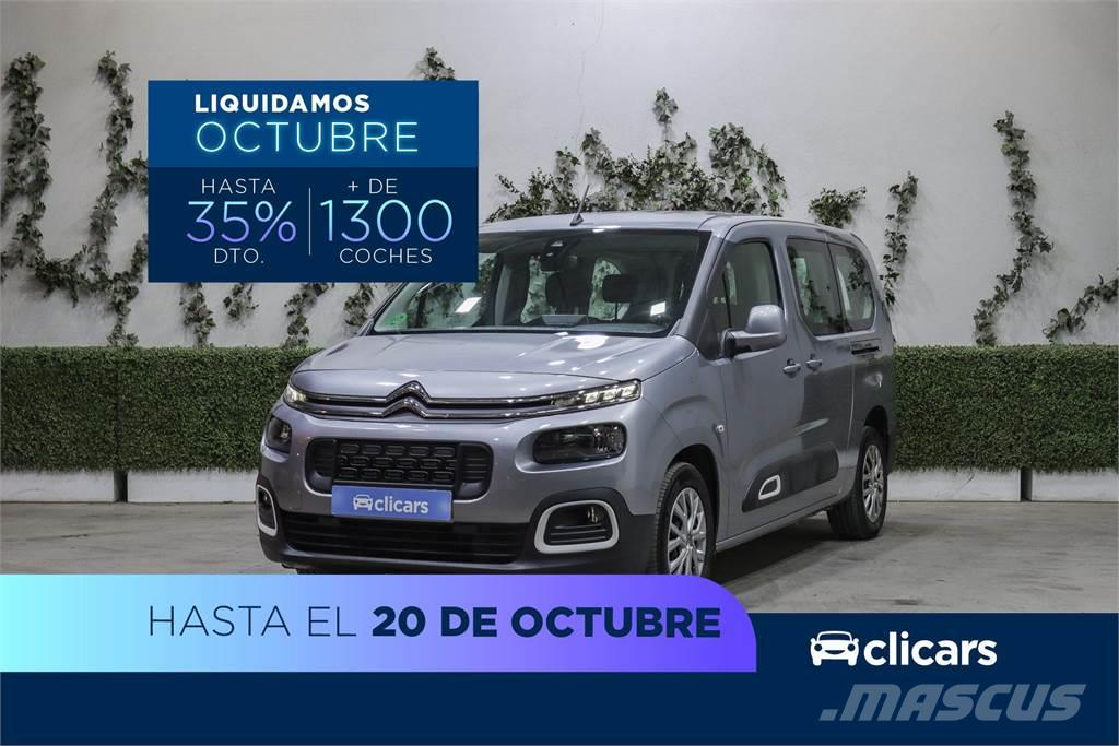 Citroën Berlingo Talla XL BlueHDi 130 S&S 6v FEEL