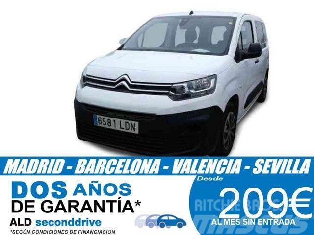 Citroën Berlingo Van BlueHDi S&S Talla M Club 100