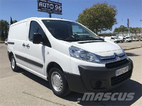 citro n jumpy 1 6 hdi 27 l1 h1 fg isotermo reforzado precio 260 014 a o de fabricaci n 2013. Black Bedroom Furniture Sets. Home Design Ideas
