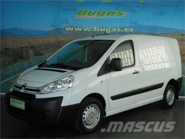 citro n jumpy 1 6 hdi 90 cv furgon preis baujahr 2015 lieferwagen gebraucht kaufen. Black Bedroom Furniture Sets. Home Design Ideas