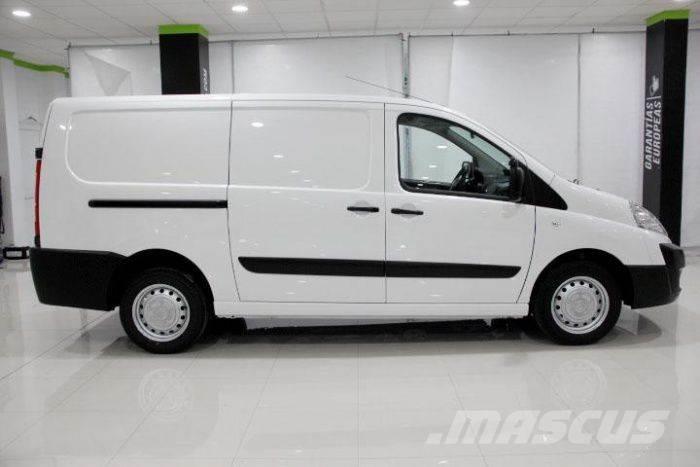 citro n jumpy 1 6 hdi 90cv l2h1 fap til salgs 2013 i sevilla spania brukte varebiler. Black Bedroom Furniture Sets. Home Design Ideas