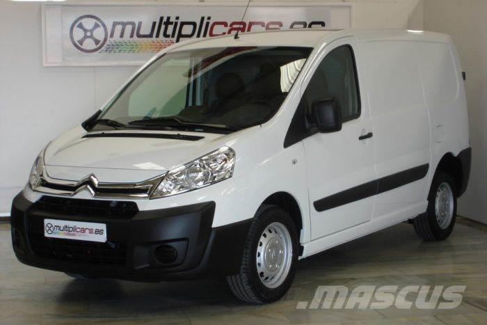 Citroën Jumpy DCb. Abatible BlueHDI Talla M Confort 120