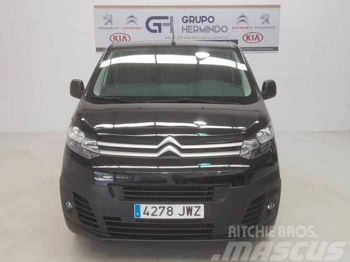 Citroën Jumpy Fg. BlueHDI Talla XL Confort 120