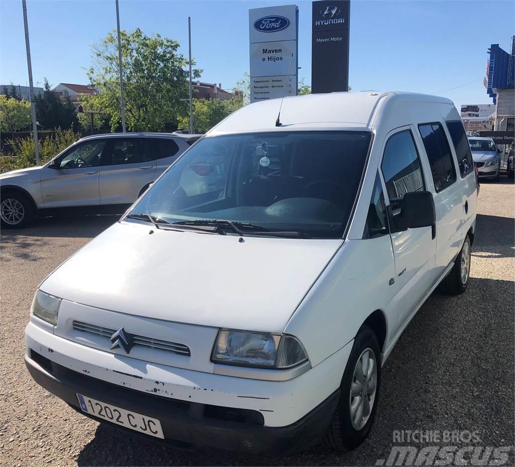 Citroën Jumpy Furgón 2.0HDi Confort