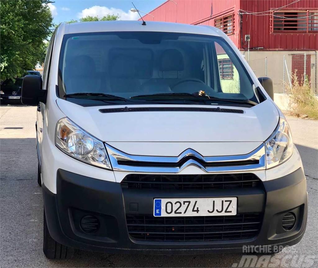 Citroën Jumpy Furgón 29 L2H1 125