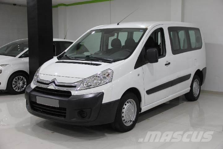 Citroën Jumpy Multispace Attraction 5/9pl.Business 125