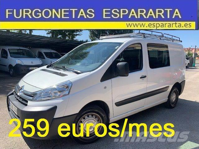Citroën Jumpy Multispace Mixto 5/6pl. 90