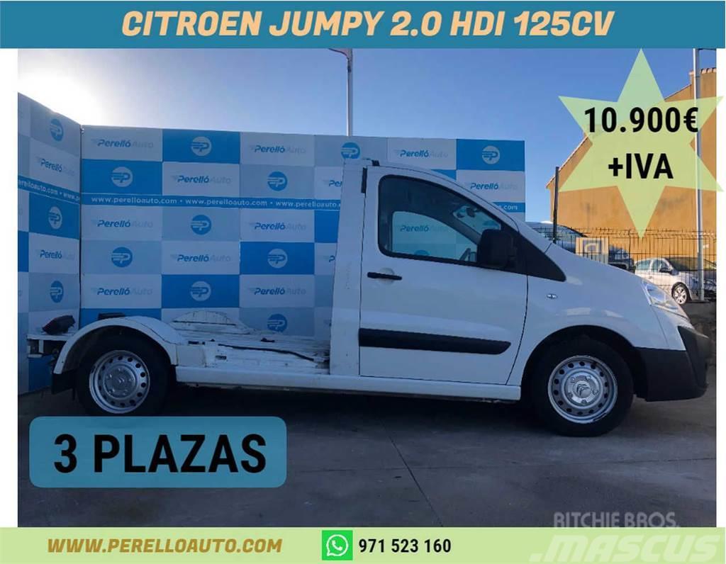 Citroën Jumpy Piso Cabina L 125 29