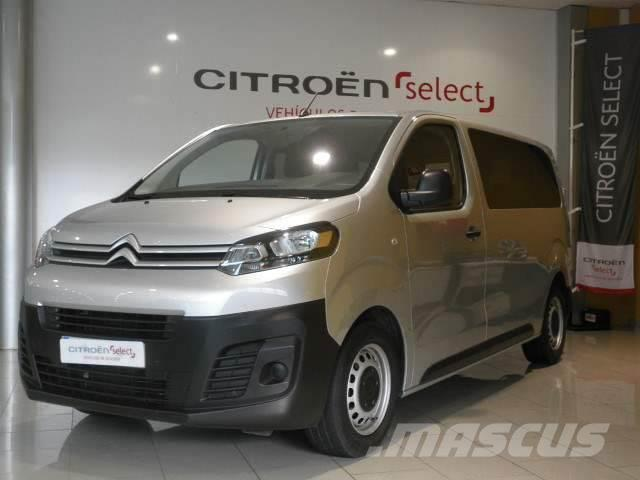 Citroën JUMPY TALLA M BLUEHDI 85KW (115CV) 6V CONFORT