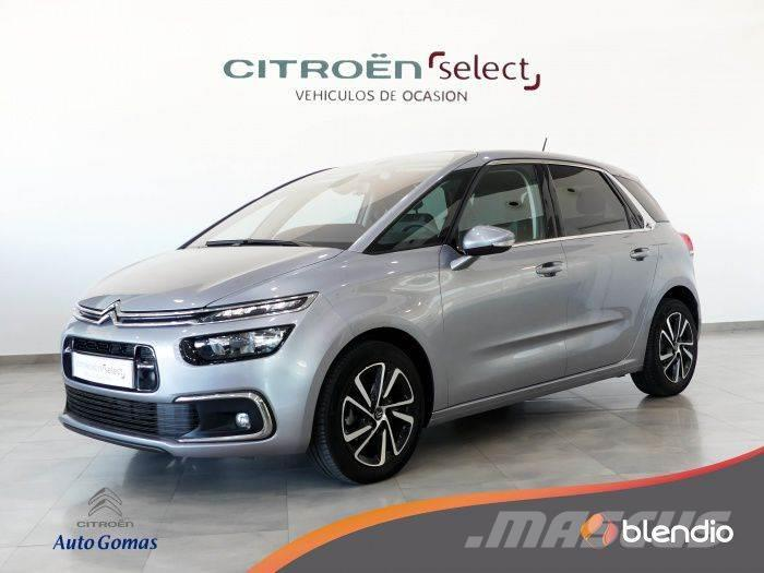 Citroën SpaceTourer 1.6 BLUEHDI 88KW FEEL AUTO 120 5P