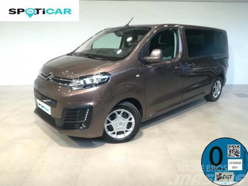 Citroën SpaceTourer ë- Talla M 50 KWh Feel