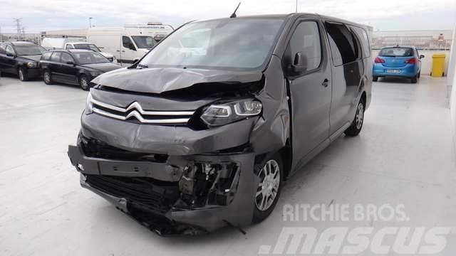 Citroën SpaceTourer SPACE TOURER 9 PLAZAS XL -Accidentado-