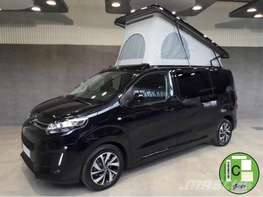 Citroën SpaceTourer Talla M BlueHDi 88KW (120CV) BUSINESS