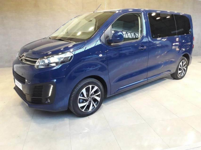 Citroën SpaceTourer Talla M BlueHDi 88KW (120CV) Business