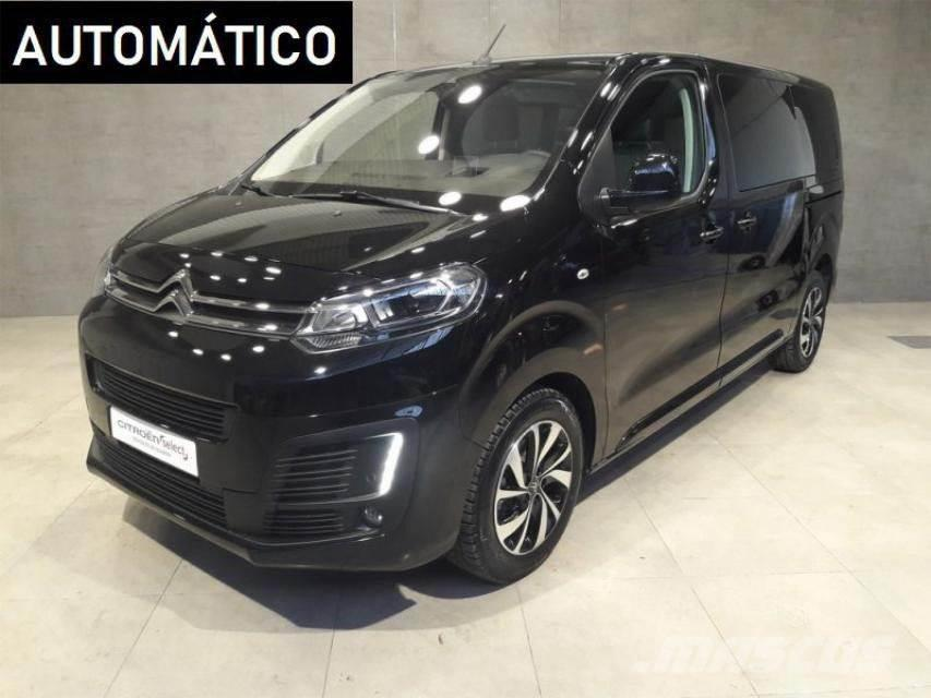 Citroën SpaceTourer Talla M BlueHDi 131KW(180) EAT6 Shine