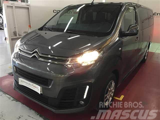 Citroën SpaceTourer TALLA XL BLUEHDI 85KW (115CV) BUSINESS