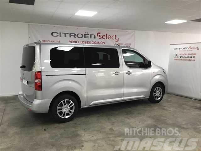 Citroën SpaceTourer TALLA XL BLUEHDI 110KW (150CV) RIP CUR