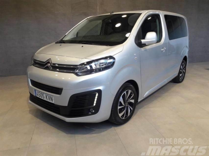 Citroën SpaceTourer Talla XS BlueHDi 88KW (120CV) Business