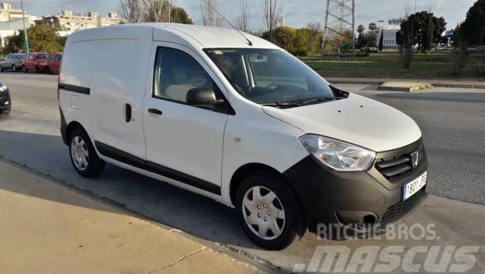 Dacia Dokker Comercial Van 1.5dCi Ambiance 55kW