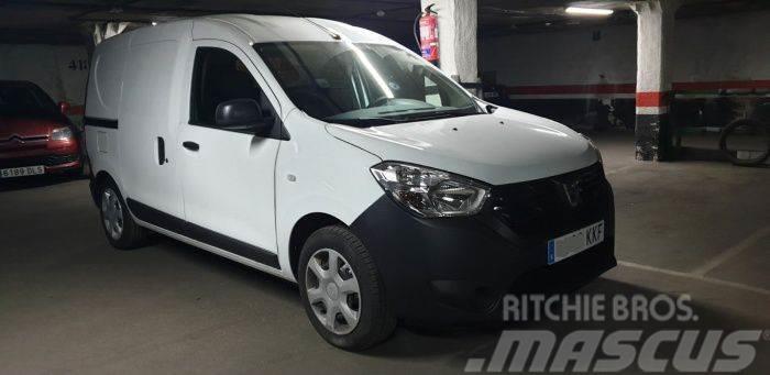 Dacia Dokker Comercial Van 1.6 GLP Essential 75kW
