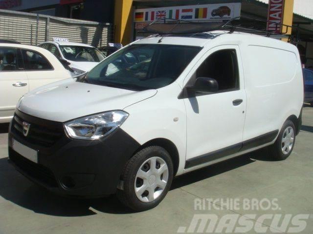 Dacia Dokker Comercial Van 1.5dCi Ambiance 66kW